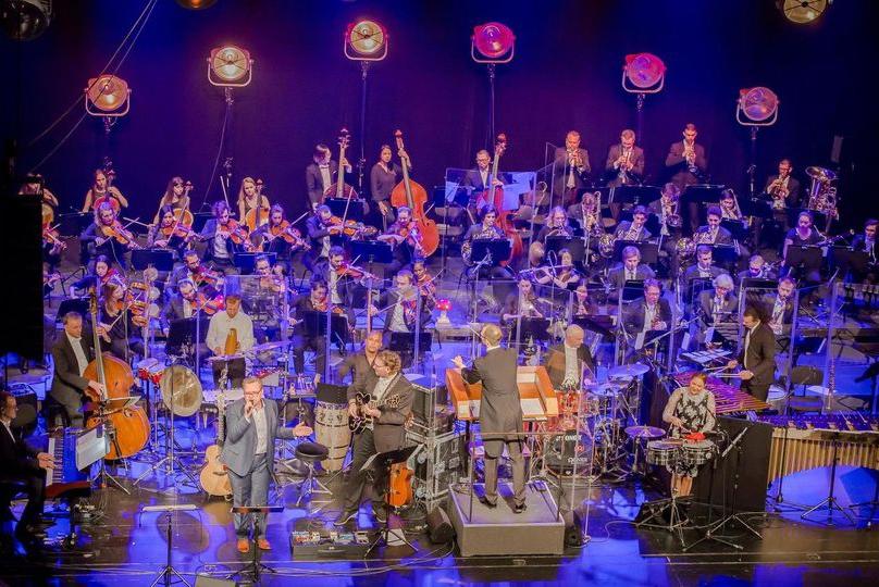 Latin Jazz Sinfonica